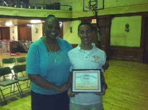 Annual Achievement Award Jersey City
